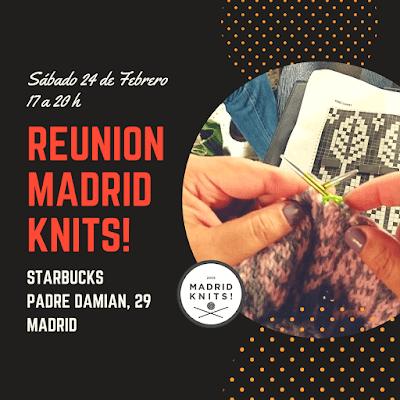 499.- 4ª reunión madrid knits