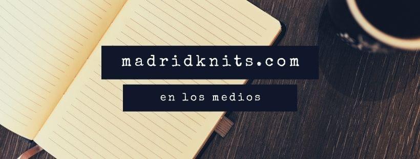 banner en los medios madrid knits