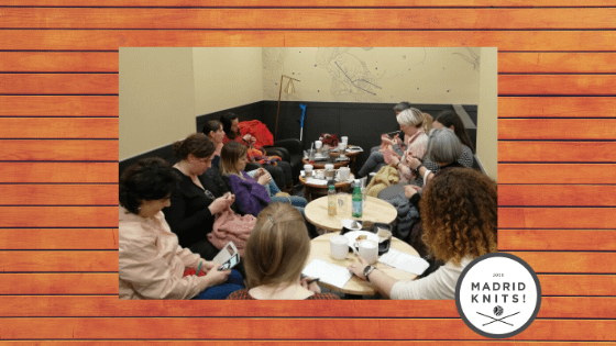 Crónica reunión de tejedores sábado 29 de febrero 2020