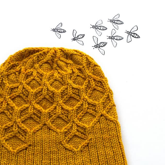 Beeswax Hat by Amy van de Laar