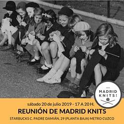 reunion julio 2019 madrid knits