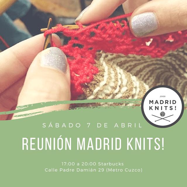 501.- 5ª reunión de Madrid Knits