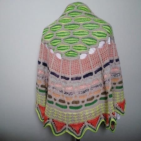 Siona slipstravaganza madrid knits