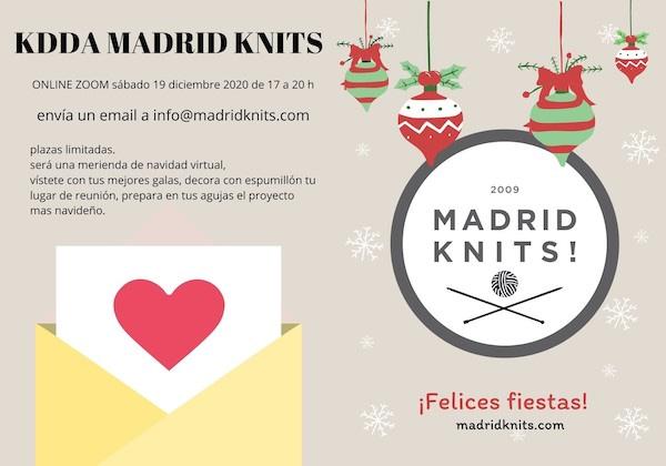 kedada diciembre madrid knits