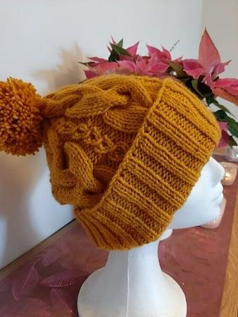 Arancha gorro madrid knits