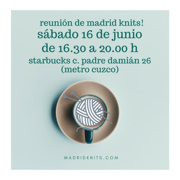 Cartel madrid knits