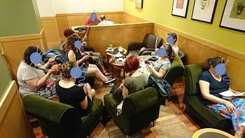 Grupo madrid knits reunido