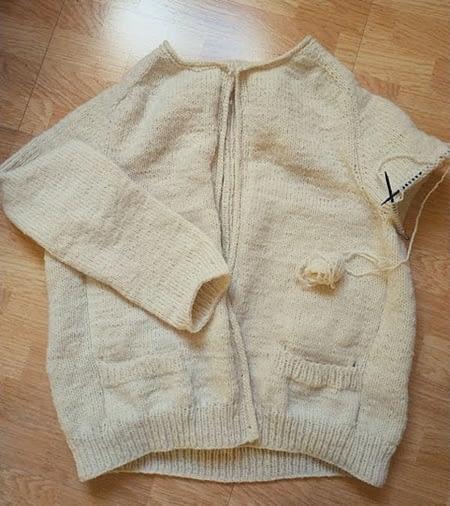 Chus Chaqueta madrid knits