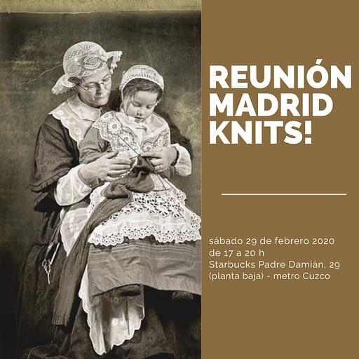 reunión madrid knits febrero 2020 feed