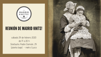 post Reunion febrero 2020 madrid knits