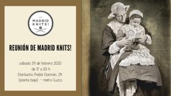 post Reunion febrero 2020 madrid knits
